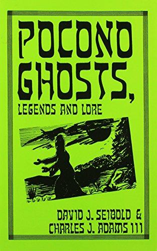 9781880683002: Pocono Ghosts, Legends and Lore : Book 1