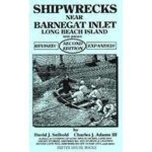 9781880683040: Shipwrecks Near Barnegat Inlet: Long Beach Island, New Jersey