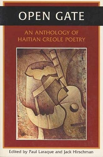 9781880684757: Open Gate: An Anthology of Haitian Creole Poetry