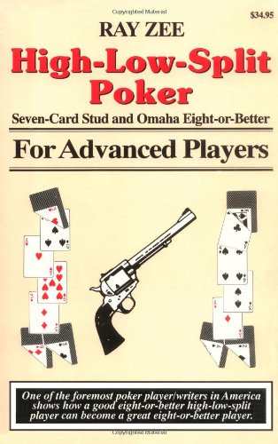 9781880685105: High-Low-Split Poker, Seven-Card Stud and Omaha Eight-or-better for Advan (Advance Player)