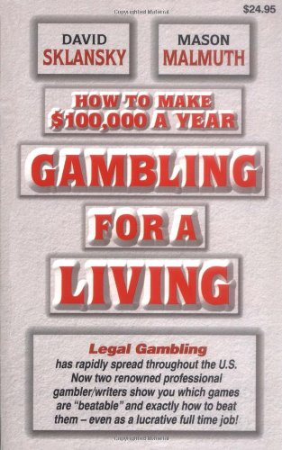 Gambling for a Living: How to Make $100,000 a Year