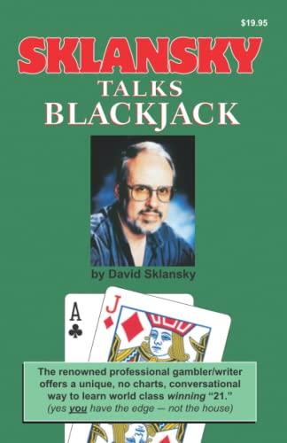 9781880685211: Sklansky Talks Blackjack