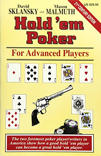 David Sklansky Holdem Poker Abebooks