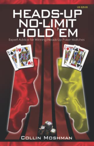 Heads-Up No-Limit Hold 'em: Collin Moshman