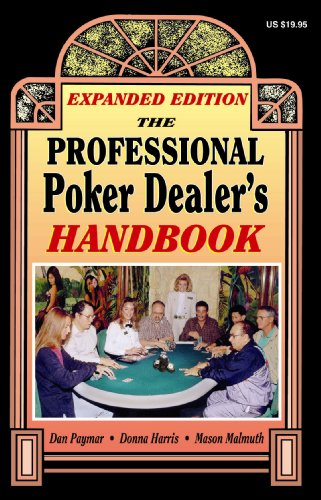 9781880685471: The Professional Poker Dealer's Handbook: Expanded Edition