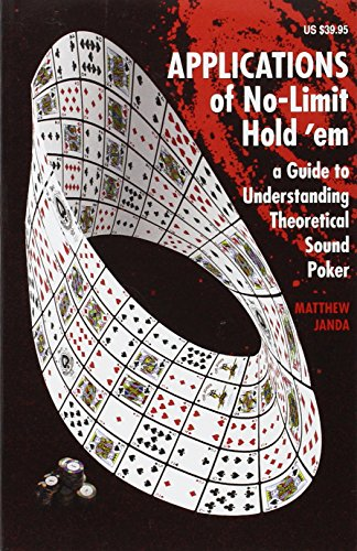9781880685556: Applications of No-Limit Hold em