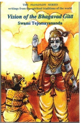 9781880687475: Vision of the Bhagavad Gita (Mananam)
