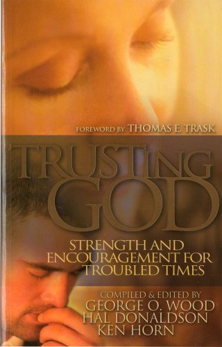 9781880689097: Trusting God: Strength and Encouragement for Troubled Times