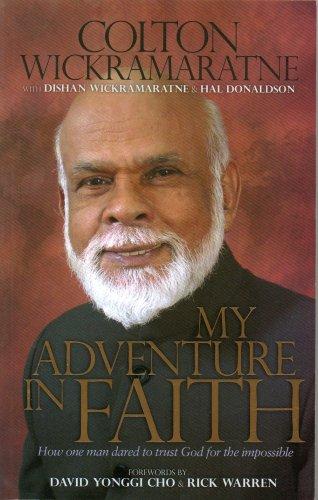 9781880689172: My Adventure In Faith