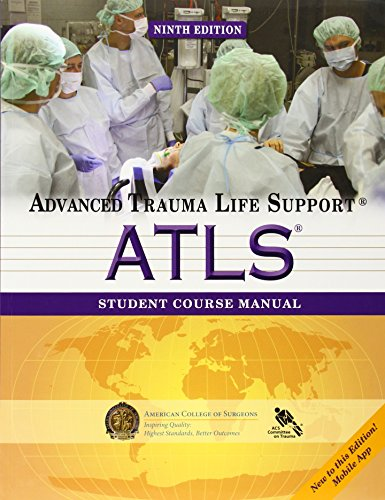 9781880696026: Atls Student Course Manual: Advanced Trauma Life Support