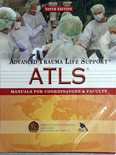 9781880696118 atls advanced trauma life support for doctors manuals rh abebooks com atls student manual 9th edition pdf atls manual 10th edition pdf