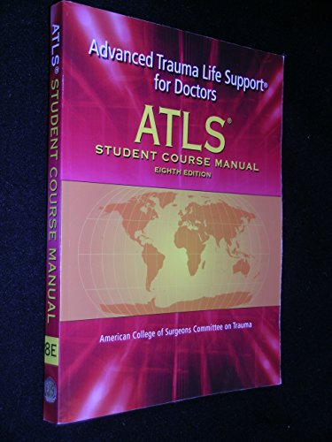 9781880696316: Atls for Doctors Student Manual with DVD