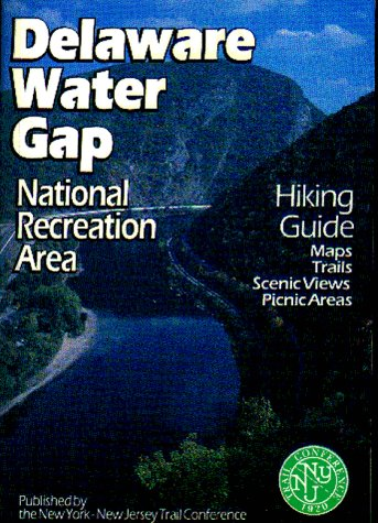 9781880775011: Hiking Guide to the Delaware Water Gap National Recreation Area