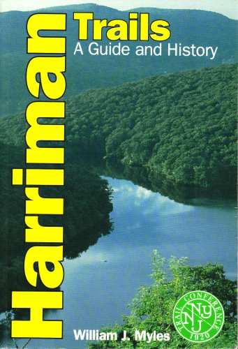 9781880775189: Harriman Trails: A Guide and History