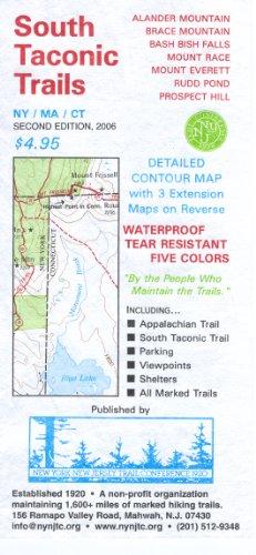 9781880775486: South Taconic Trails