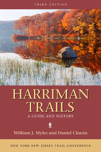 9781880775660: Harriman Trails: A Guide and History
