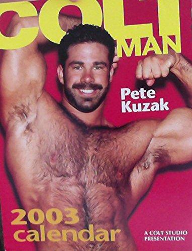 9781880777800: Colt Man Pete Kuzak Calendar