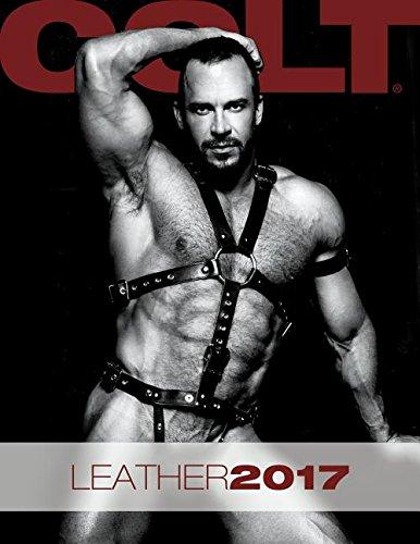 9781880778111: 2017 Colt Leather Calendar