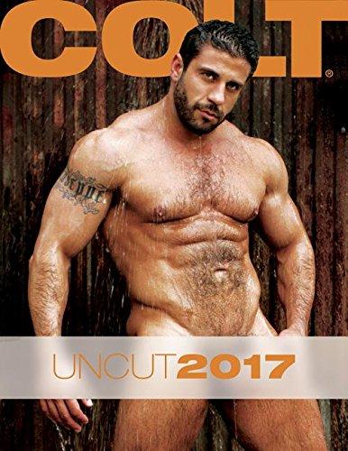 9781880778135: 2017 Colt Uncut Calendar