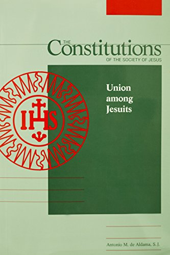 9781880810323: Title: The constitutions of the Society of Jesus Series I