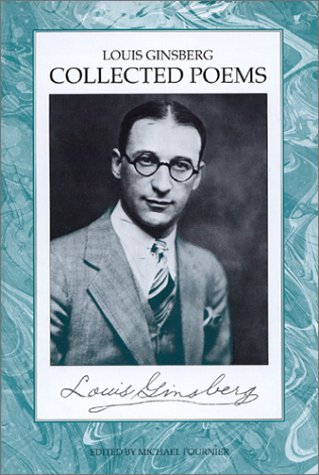 Collected Poems: Ginsberg, Louis