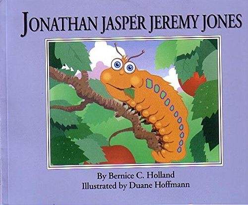 9781880812082: Jonathan Jasper Jeremy Jones (Light Up the Mind of a Child Series)