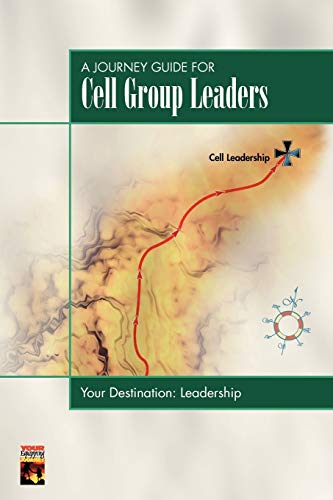 9781880828380: A Journey Guide for Cell Group Leaders