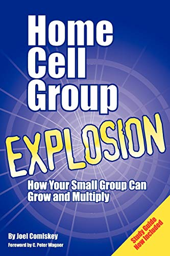 9781880828427: Home Cell Group Explosion