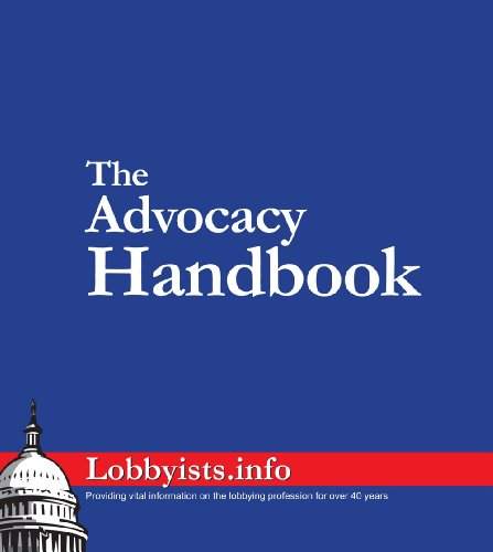 9781880873755: The Advocacy Handbook: A Practitioner's Guide to Achieving Policy Goals Through Organization Networks
