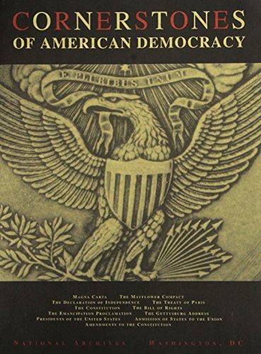 9781880875063: Cornerstones of American Democracy