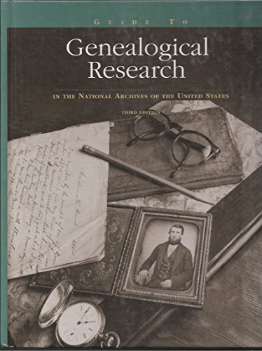 9781880875216: Guide to Genealogical Research in the National Archives