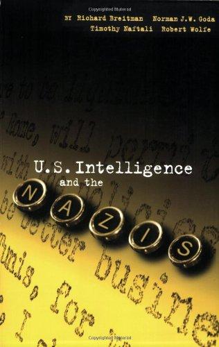 9781880875261: U S Intelligence and the Nazis