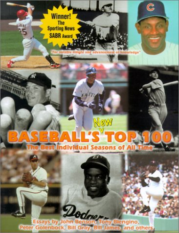 Baseball's New Top 100: John Benson, Tony