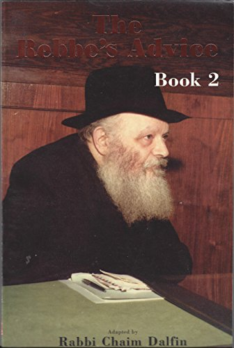 9781880880258: The Rebbe's Advice