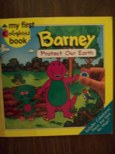 9781880889176: Barney: Protect Our Earth (My First Colorforms Book)