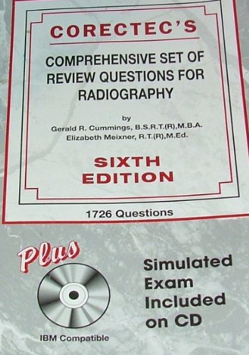 9781880890202: Corectec's Comprehensive Set of Review Questions For Radiography
