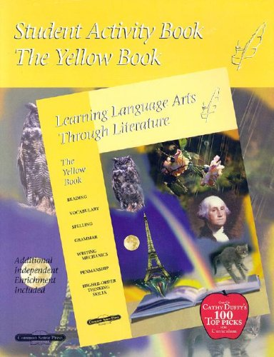 Student Activity Book: The Yellow Book (Learning: Strayer, Debbie; Simpson,