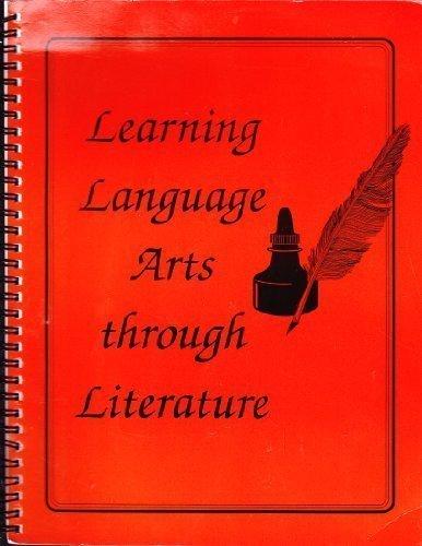 9781880892329: Learning Language Arts Through Literature: The Orange Book (4th-5th Grade)