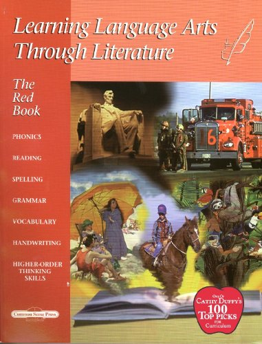 Learning Language Arts Through Literature: The Red: Press, Common Sense