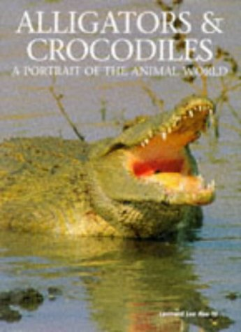 9781880908211: Alligators and Crocodiles: A Portrait of the Animal World