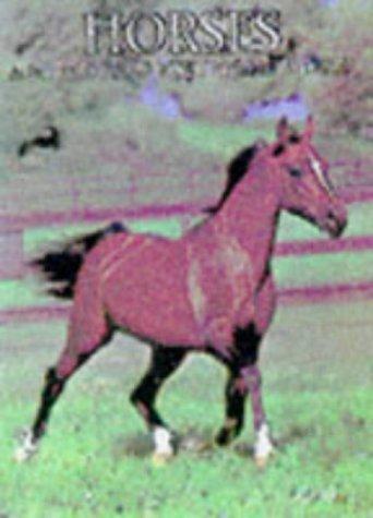 9781880908235: Horses (Portraits of the Animal World)