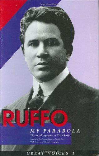 Ruffo, My Parabola [La Mia Parabola]: The: Titta Ruffo, George