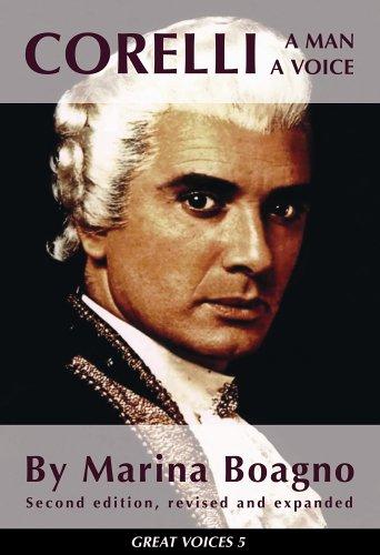 9781880909508: Corelli: A Man, A Voice (Great Voices 5)