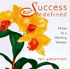 9781880913260: Success Redefined: Notes to a Working Woman
