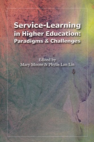 9781880938713: Service-Learning in Higher Education: Paradigms & Challenges