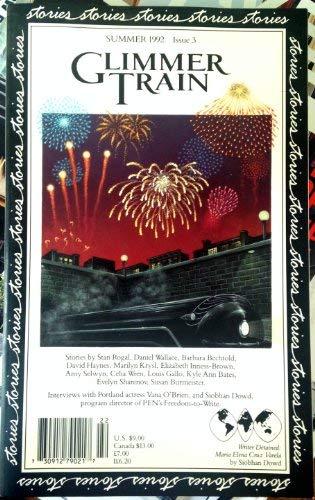 9781880966020: Glimmer Train Stories: Summer 1992: Issue 3