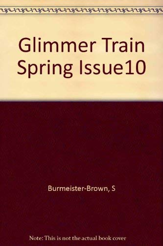 Glimmer Train Stories Spring 1994 Issue 10