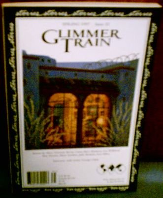 9781880966211: Glimmer Train Spring Issue 22