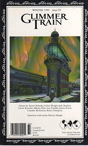 Glimmer Train, Winter 1999 - Issue 29: Calvin Wright, Judy