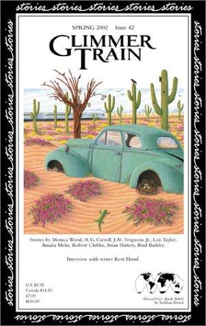 Glimmer Train Stories, #42: Susan Burmeister-Brown, Linda
